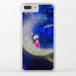 mysteries and magic Clear iPhone Case