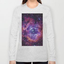 Rosette Nebula Long Sleeve T-shirt