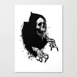 ol'reaper Canvas Print