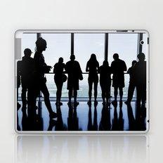One World Trade Center Observation Deck Laptop & iPad Skin