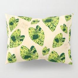 Colocasia Esculenta Pillow Sham