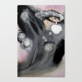 Blanched Canvas Print