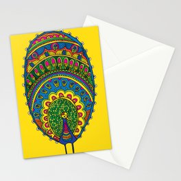 Dreaming of a Peacock  Stationery Cards