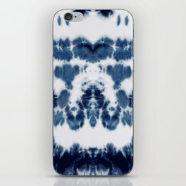 Shibori Not Sorry iPhone Skin