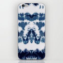 Shibori Not Sorry iPhone Skin