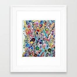 pa. Framed Art Print
