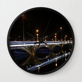 Queens Bridge Belfast Wall Clock