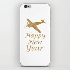 Happy New Year!! Enjoy 2015 Holidaze iPhone & iPod Skin