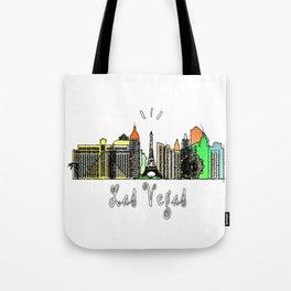 Las Vegas, Nevada Tote Bag