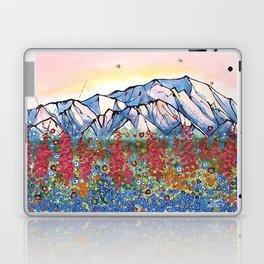 Denali Alpenglow Laptop & iPad Skin