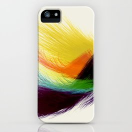 Crazy Horse iPhone Case