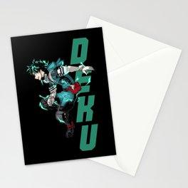 Deku! Stationery Cards