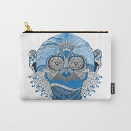 Monkey Mind Carry-All Pouch