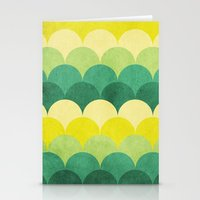scales Stationery Cards featuring Scales by Arcturus