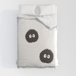 Soot Sprites Trail Comforters