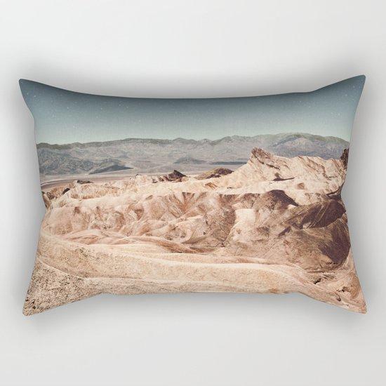 Desert Cliffs Rectangular Pillow