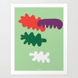 Catapult & Sidonie #10 Art Print