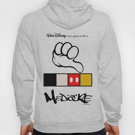 Mediocre Mickey Mouse (T3) Hoody