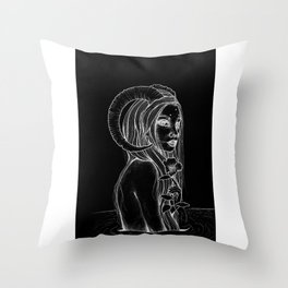 Capricorn Throw Pillow