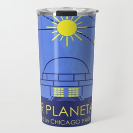 Adler Planetarium (Chicago) Travel Mug