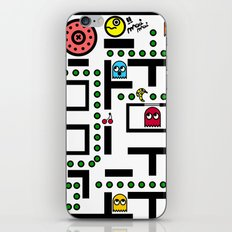 NeW PaCmAN iPhone & iPod Skin