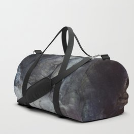 travelling east into the past Duffle Bag