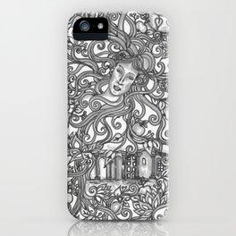 Almaskert iPhone Case