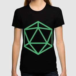 D20- Ranger Green T-shirt