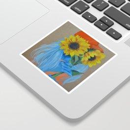 Sunflower Season Sticker