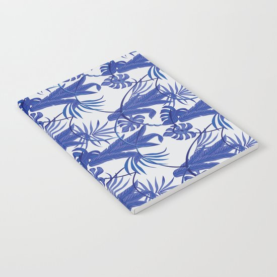 Jungle pattern Notebook