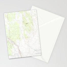 CA Casa Diablo Mtn 289008 1984 24000 geo Stationery Cards