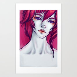 Claremont Art Print