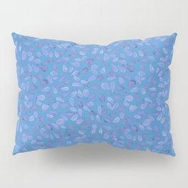 Autumn Leaves - Blues Pillow Sham