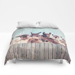 ALPACA ALPACA ALPACA Comforters