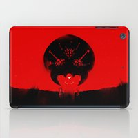 metroid iPad Cases featuring Super Metroid by Ian Wilding