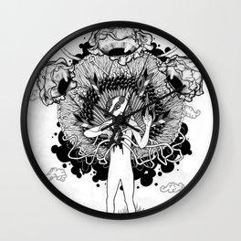 Groundwalker Wall Clock