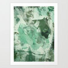 Bulba-saur Art Print