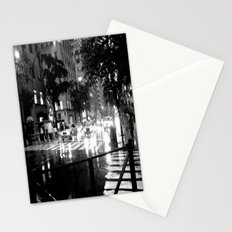 Rainy Day, Dream Away Stationery Cards