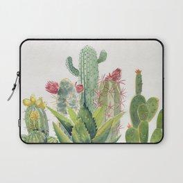 Cactus Watercolor Laptop Sleeve
