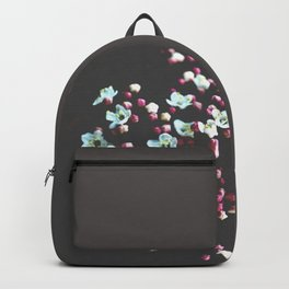 Viburnum Flowers Backpack