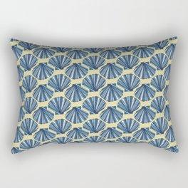 She sells, sea shells Rectangular Pillow