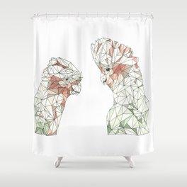 Streuth  Shower Curtain