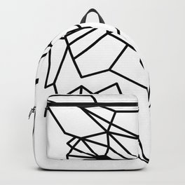 Owl B&W Backpack