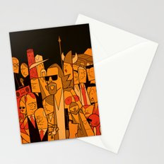 The Big Lebowski Stationery Cards