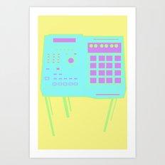 Mpc Art Print
