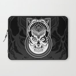 Rave Is King Laptop Sleeve