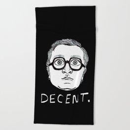 DECENT Beach Towel