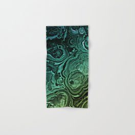 MALACHITE GREEN Hand & Bath Towel