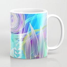 Flower Garden (Winter) Coffee Mug