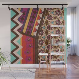 Zimbabwe Multi With Texture Wall Mural